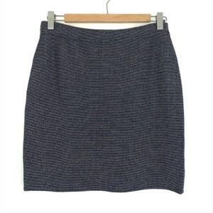 ST. JOHN by Marie Gray Knit Mini Skirt